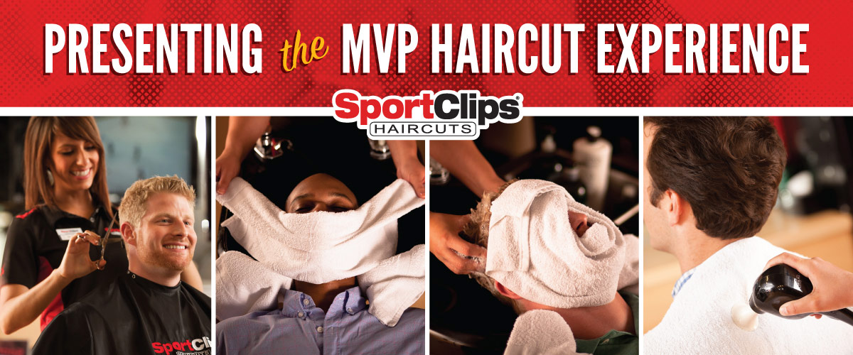 The Sport Clips Haircuts of New Hudson  MVP Haircut Experience